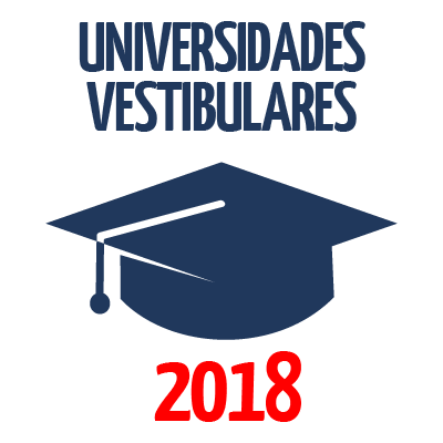 Universidades Vestibulares - 2018