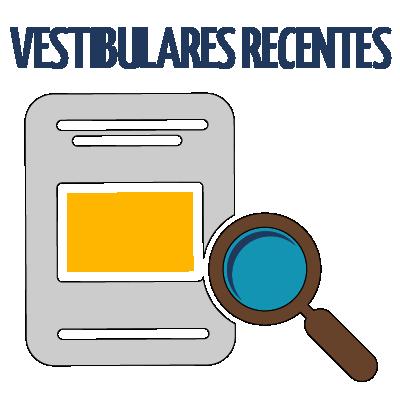 Vestibulares Recentes